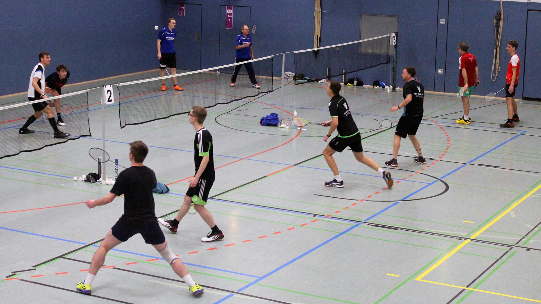 Badminton Wiesbaden