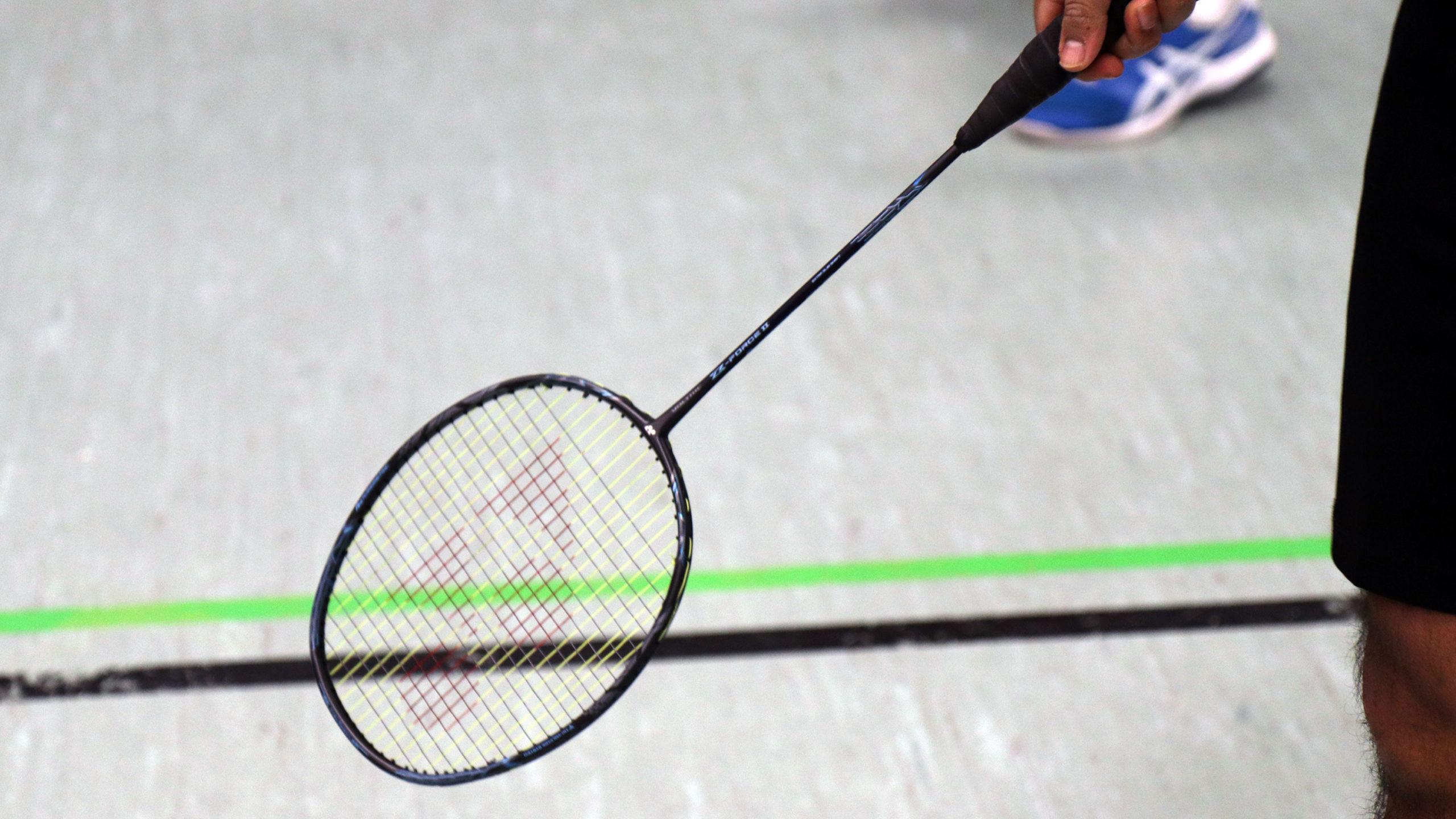 Badminton-Probetraining beim PSV GWW.