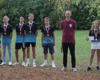 Badminton-Mannschaftsmeister 2020/2021