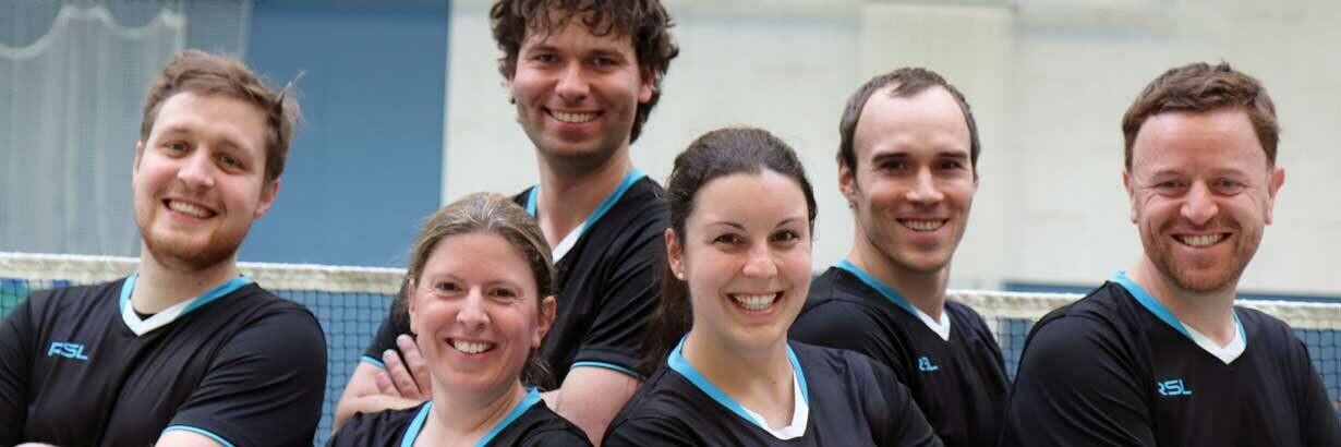 PSV GWW Badminton - 1. Mannschaft