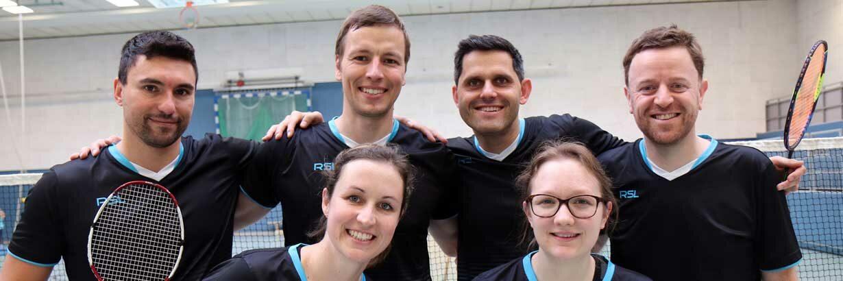 PSV GWW Badminton - 2. Mannschaft